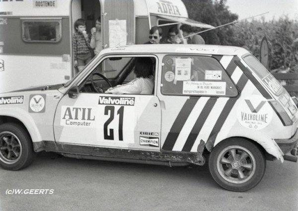 L'Omloop van Vlaanderen 1978 - Photos