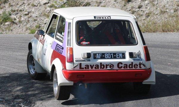 La voiture à Jean Michel ... + Photos