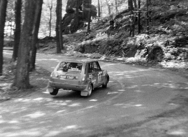 Rallye de Pologne 1978 - Krupa