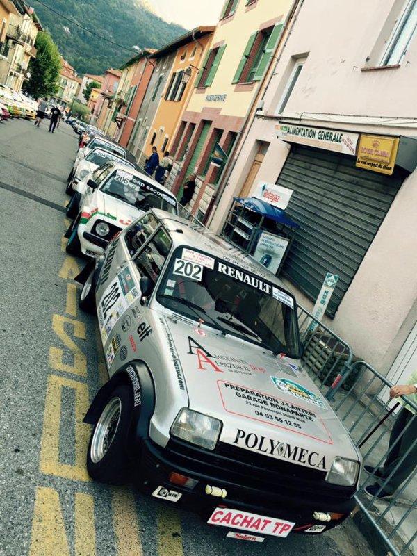 4ème rallye de Vésubie - L'affiche + classement + photos + vidéos