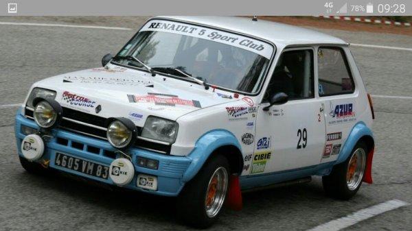 La voiture à Lilian - Photos