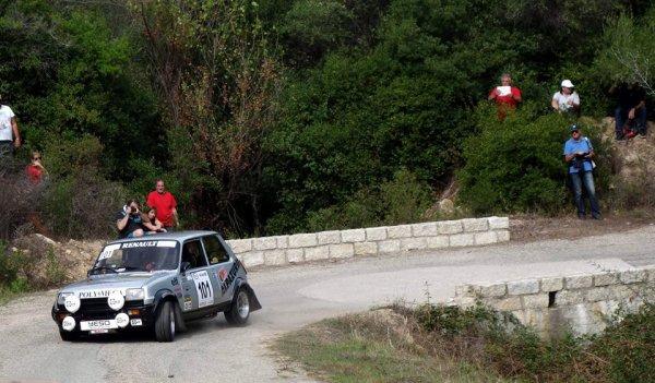 Tour de Corse Historique 2016 - Photos