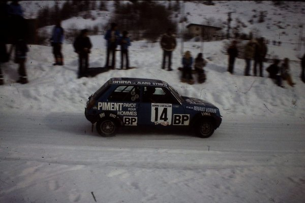 Ronde Hivernale Serre Chevalier 1979 - Photos