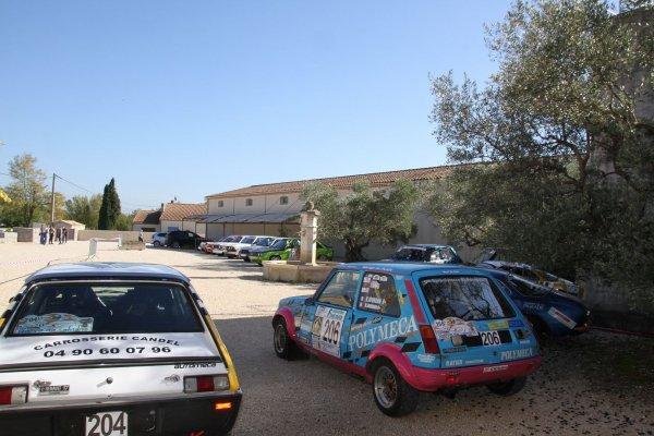 Rallye de Sarrians 2016 - Les photos