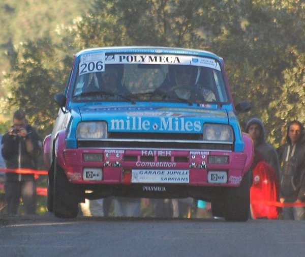 Rallye de Sarrians 2016 -Les photos