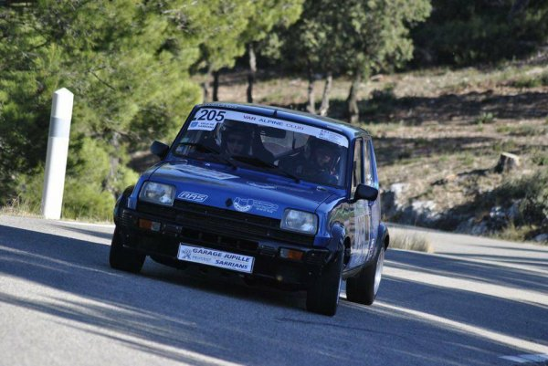 Rallye de Sarrians 2016 - Les photos