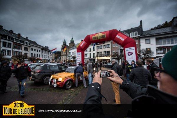Tour de Belgique 2016 - Les Photos