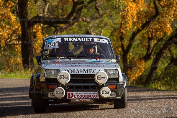 Rallye du VAR 2016 - Photos et vidéo
