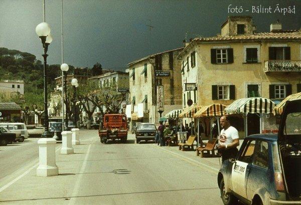Rallye de l'Elba 1979 - Photos