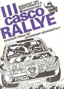 Rally Casco 1978 - Photos