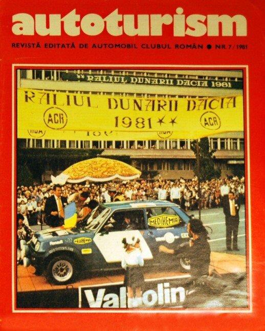 Rallye en 1981 - Affiche + Photos ...