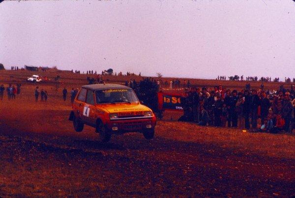 Rallye TT de Nancy en 1979 - Photos