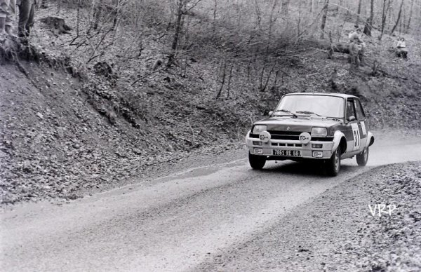 Rallye de Mulhouse 1985 - Photos