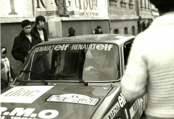 Monte Carlo 1980 - Bruno Saby - Photos