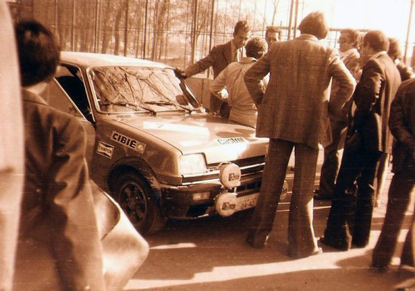 Rallye d'Hébros (BG) 1977 - Photos
