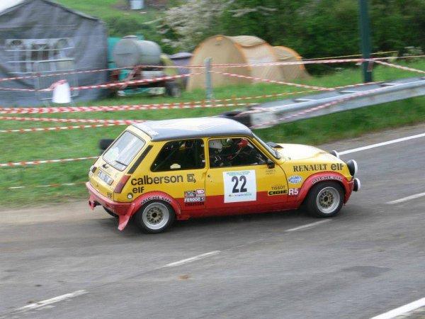 Historic Rallye Festival de l'Eau d'Heure 11.05.13  - Photos