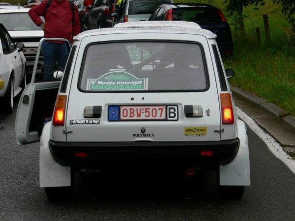 Ma petite auto au Maquisard ...  - Photos