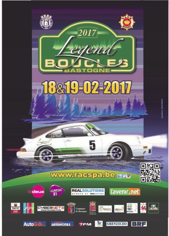 Legend Boucles de Bastogne 2017 - Photos