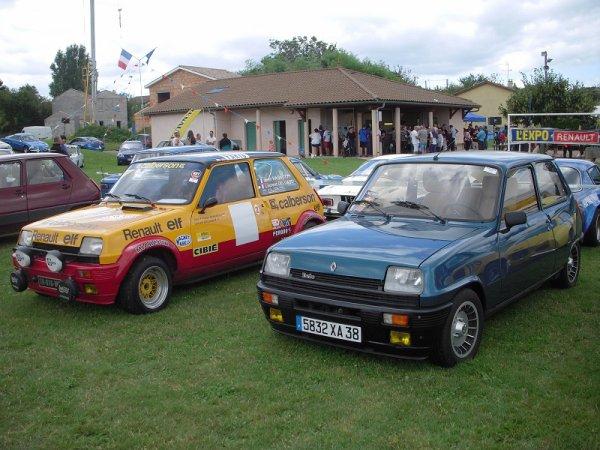 Renault Classic 2016- L'affiche + photos