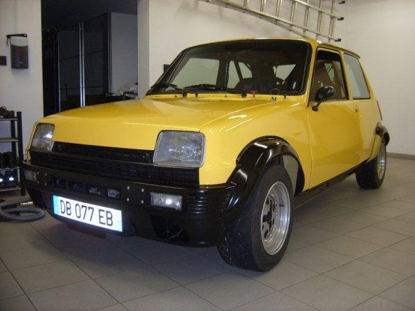 Dominique SALVAN vend sa voiture .....