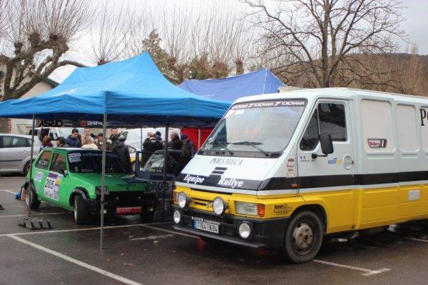 Rallye de l'Hérault 2017 - Les photos