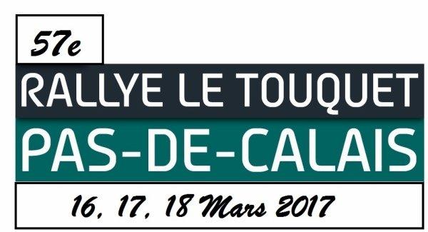 Rallye du Touquet 2017 - L'affiche et les photos...