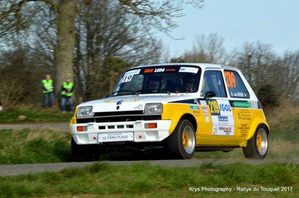 Rallye du Touquet 2017 - Les photos...