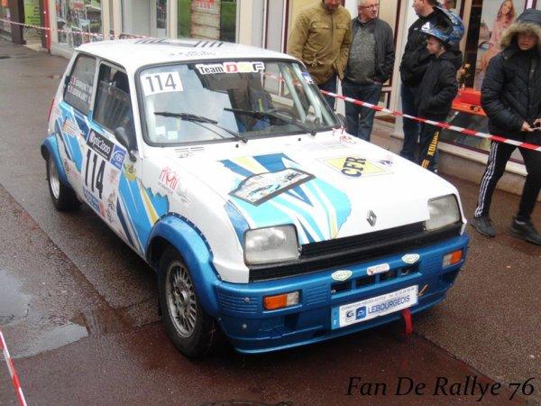 Rallye du Pays de Caux 2017 - L'affiche et les photos