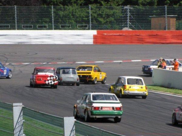 En circuit en 2009 ... - Photos