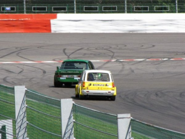 En circuit en 2009 ... - Photos