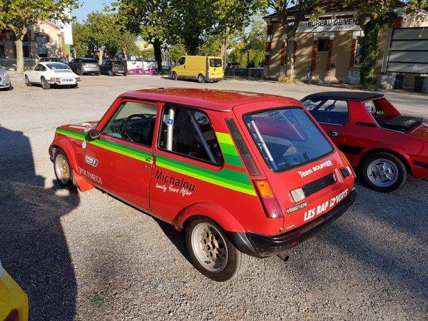 Rallye du Dauphiné 2017 - L'affiche + photos