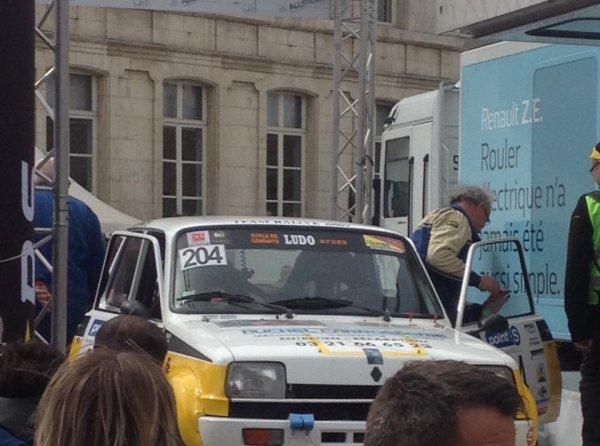 Rallye de la Lys 2017 - Photos