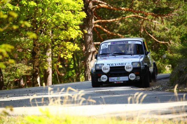 Rallye d'Antibes 2017 - Photos