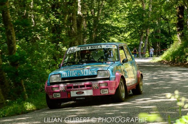 Rallye de l'Ecureuil 2017 - Photos