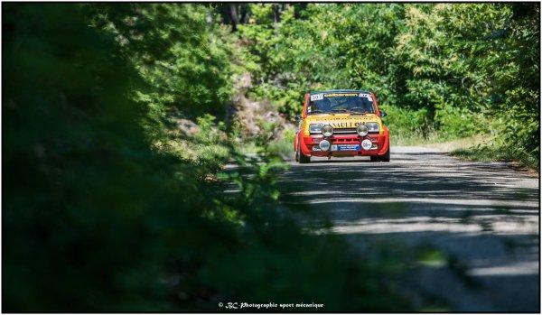 Rallye du Gard 2017 - L'affiche et les photos