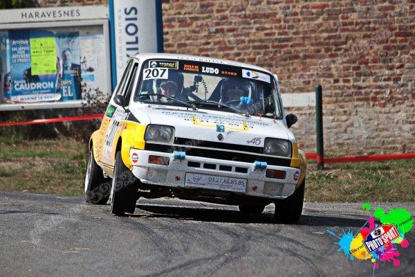 Rallye du Ternoix 2017 - Vidéo + photos