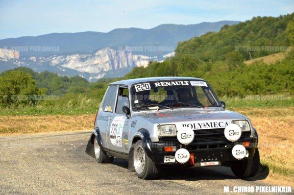 Rallye de la Drome 2017 - L'affiche et les photos