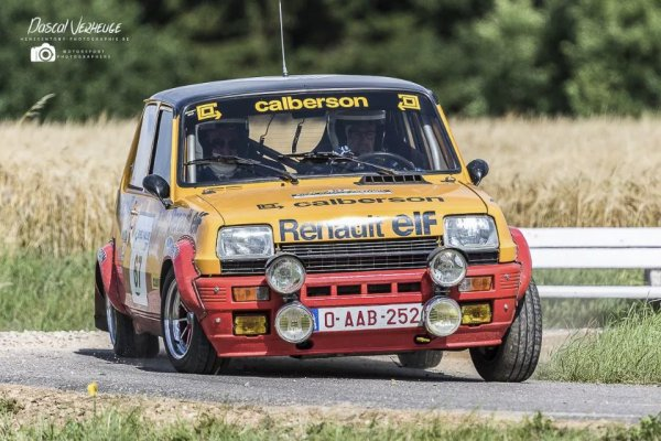 Eifel Rally 2017- L'affiche et les photos