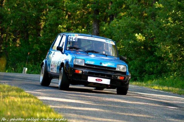 Rallye de l'Ecurueil 2017- rappel des forces en présence...