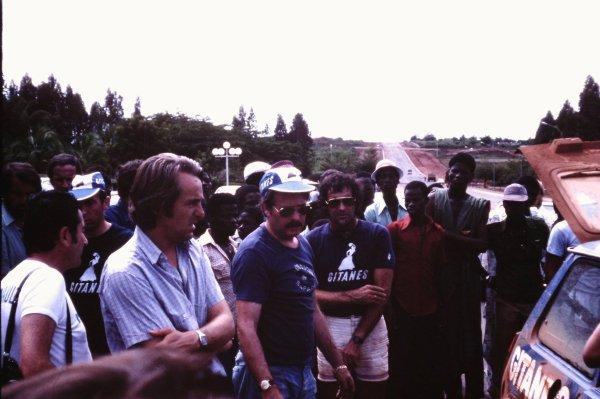 Rallye du Bandama 1978 - Photos