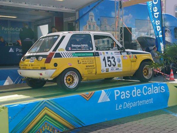 Rallye du Boulonnais 2017 - L'affiche + Photos