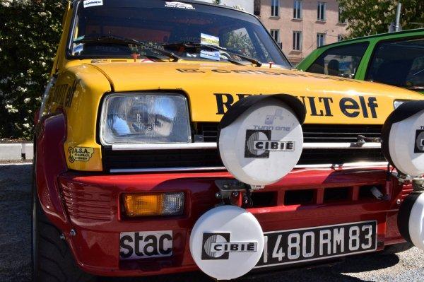 La voiture à Serge Egea - Photos