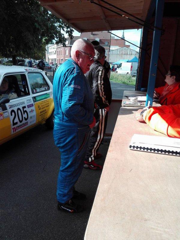 Rallye du Bethunois 2017 - L'affiche + photos