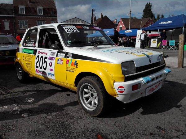 Rallye du Bethunois 2017 - Les photos