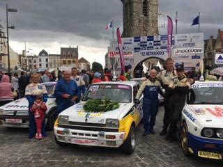 Rallye du Bethunois 2017 - Les photos + 1 vidéo