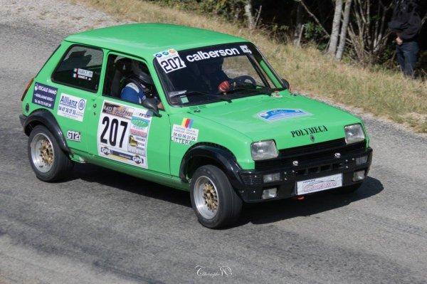 Rallye du Picodon 2017 - Les photos