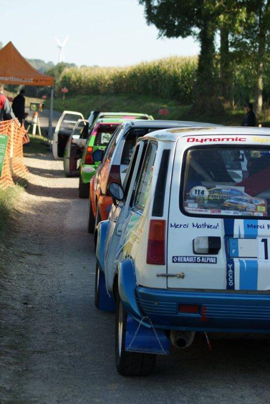 Rallye d'Envermeu 2017 - L'affiche et les photos