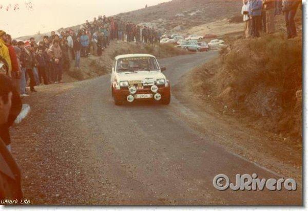 Renault 5 Alpine GR2 Espagnoles - Les photos