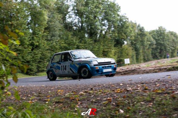 La GR2 à Thierry Lechevallier - Photos