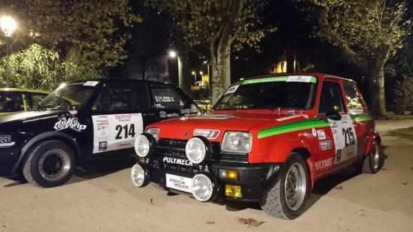 Rallye de l'Ardèche 2017 - Les photos